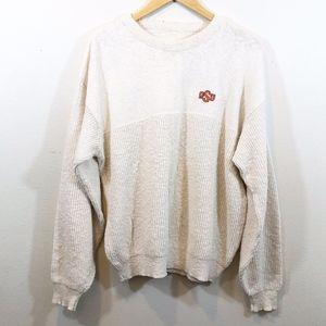 Oklahoma State University College Sweater